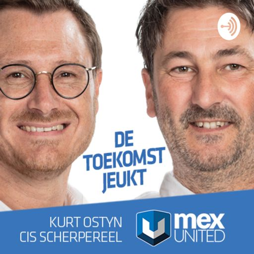 Cover art for podcast De Toekomst Jeukt