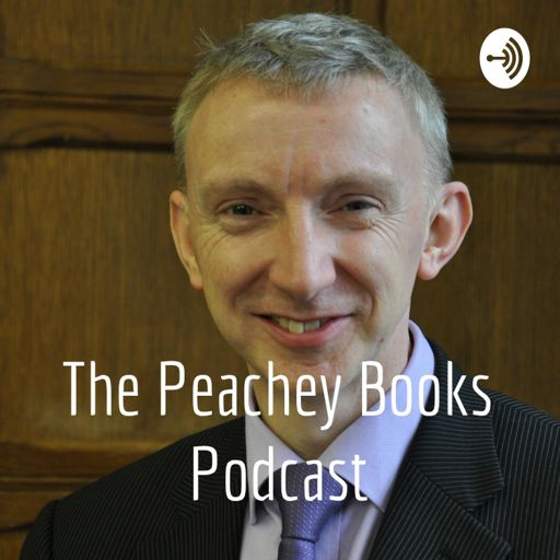 Cover art for podcast The Peachey Books Podcast