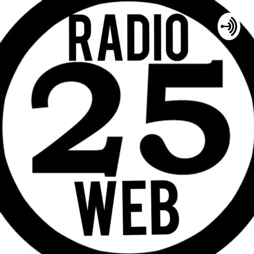 Cover art for podcast Radio 25 Web