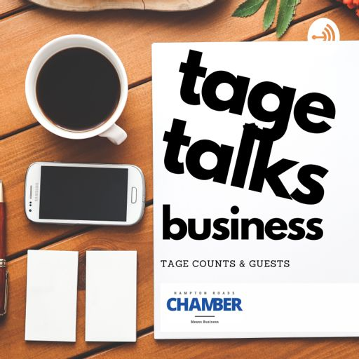 Cover art for podcast Tage Talks Business