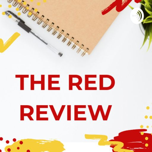 Cover art for podcast The Red Review with Jeremy Brim