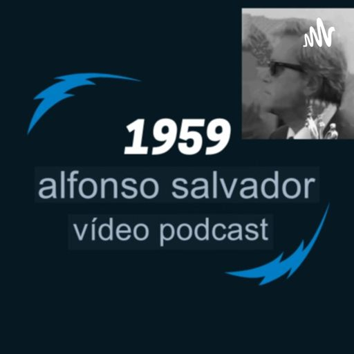 Cover art for podcast alfonso salvador 1959