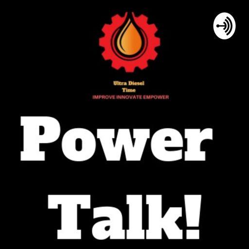 Cover art for podcast Power TALK
