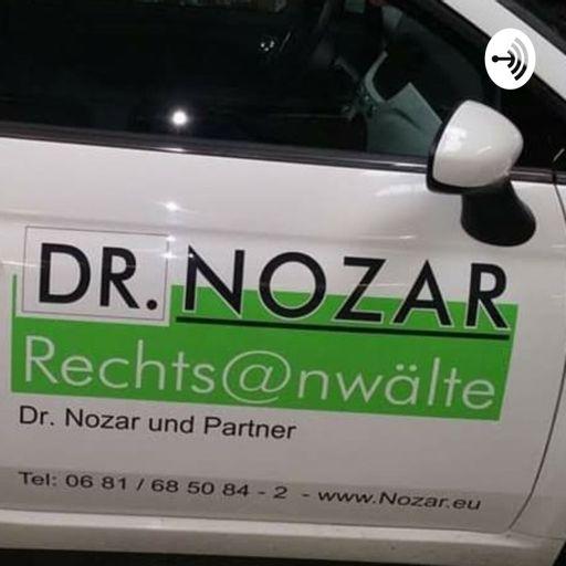 Cover art for podcast Anwalt Dr. Nozar - aus dem Leben eines Strafverteidigers