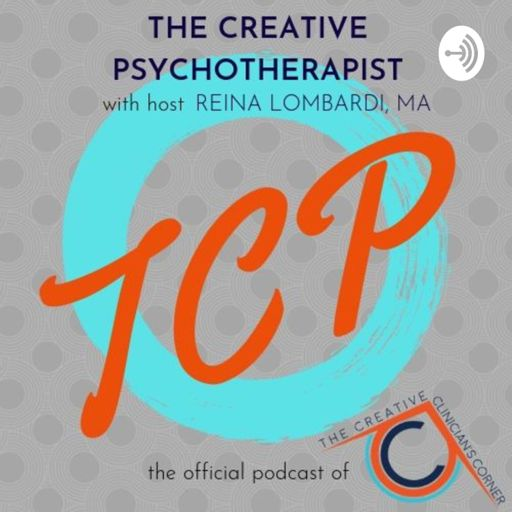 Cover art for podcast The Creative Psychotherapist