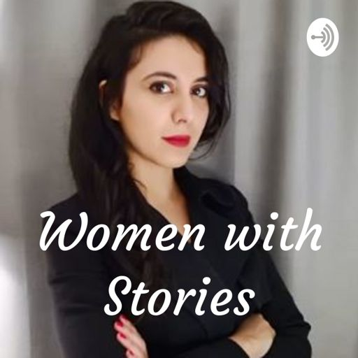 Cover art for podcast Women with Stories