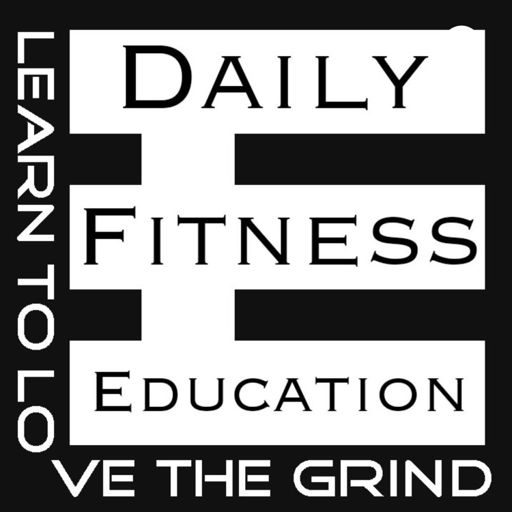 Cover art for podcast Daily Fitness Education