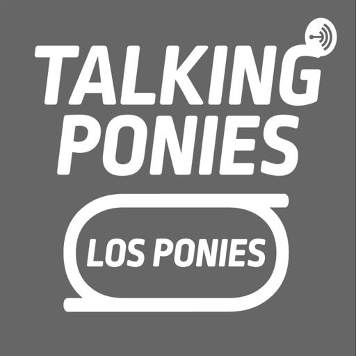 Cover art for podcast Los Ponies: Talking Ponies