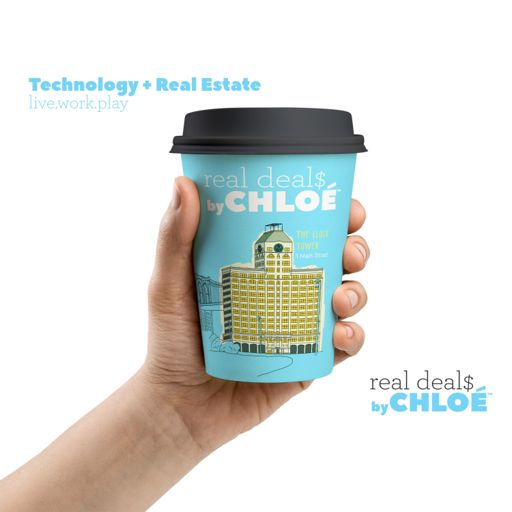 Cover art for podcast Real Deals by Chloé