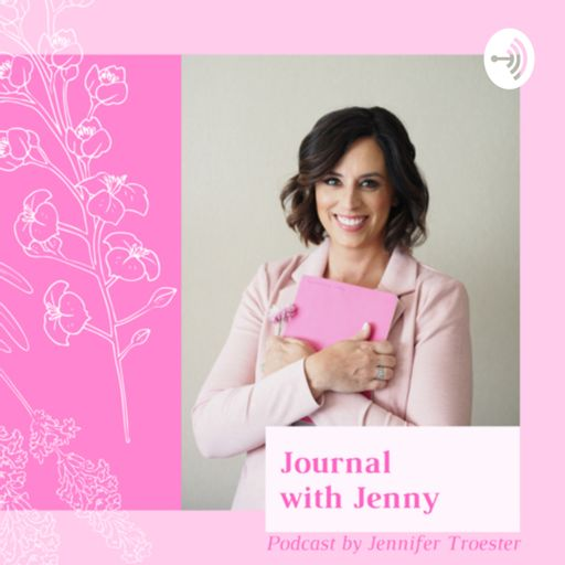 Cover art for podcast Journal with Jenny