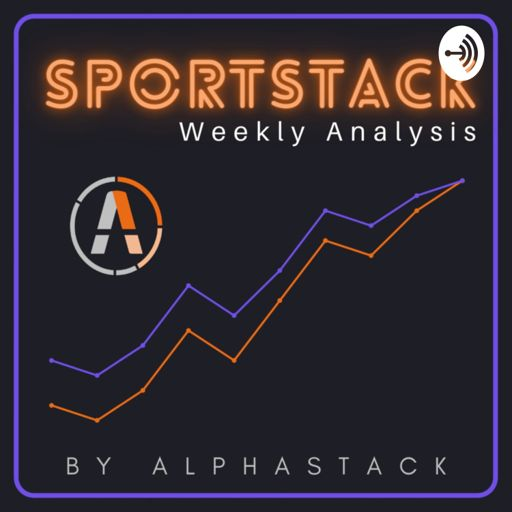 Cover art for podcast SportStack Weekly Analysis