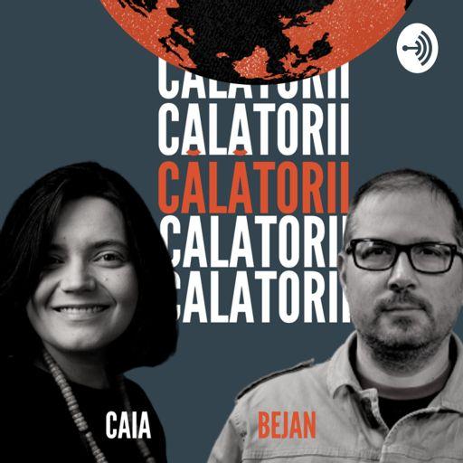 Cover art for podcast Hotnews: Caia și Bejan. Călătorii