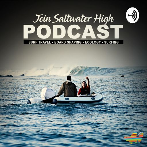 Cover art for podcast Saltwater High by Wave Tribe