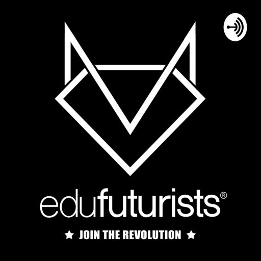 Cover art for podcast Edufuturists