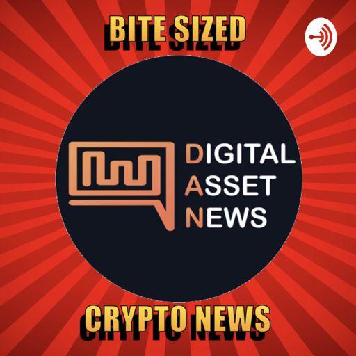 Cover art for podcast Digital Asset News