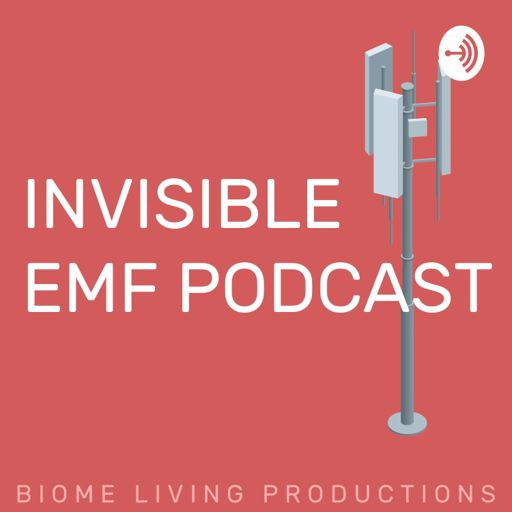 Cover art for podcast Invisible EMF Podcast