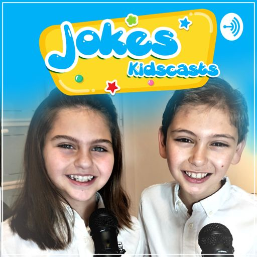 Cover art for podcast Jokes by Kidscasts.com