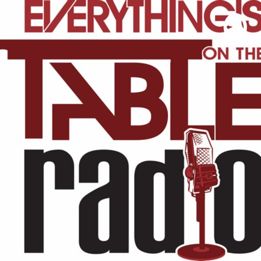 Cover art for podcast EveryThing's on the Table w/ Jay & Tre