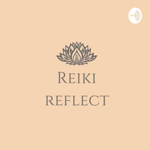 Cover art for podcast Reiki Reflect