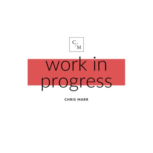 Cover art for podcast Work in progress