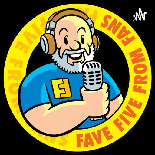 Cover art for podcast Fave Five From Fans