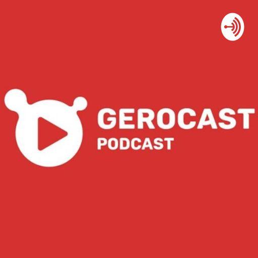 Cover art for podcast gerocast