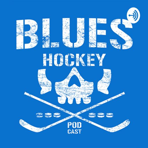 Cover art for podcast Blues Hockey Podcast
