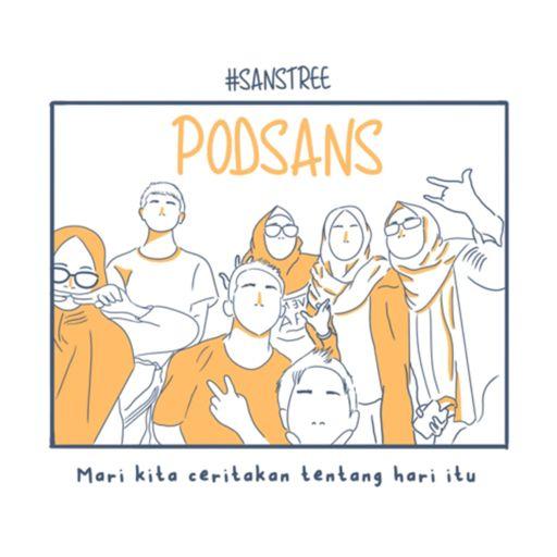 Cover art for podcast Podsans