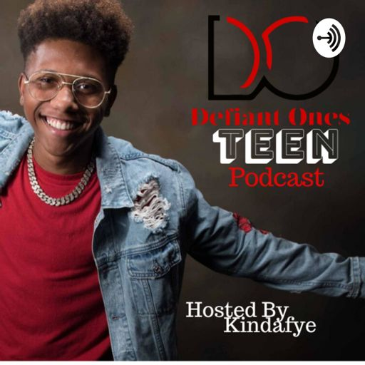 Cover art for podcast Defiant Ones Teen Podcast