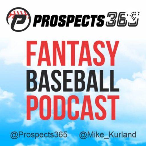 Cover art for podcast Prospects 365 Fantasy Baseball Podcast