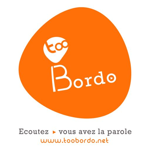 Cover art for podcast tooBordo : la webradio ludique, pédagogique et solidaire de Bordeaux