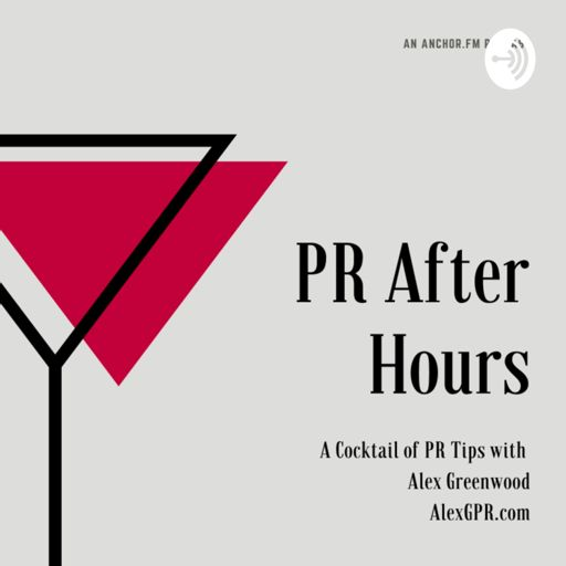 Cover art for podcast PR After Hours