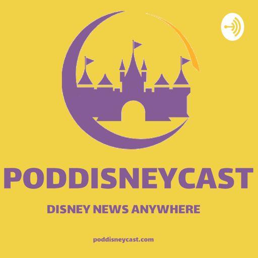 Cover art for podcast PodDisneyCast