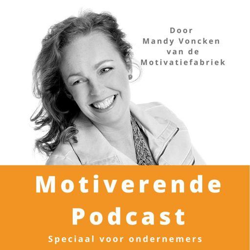 Cover art for podcast Motivatiefabriek door Mandy