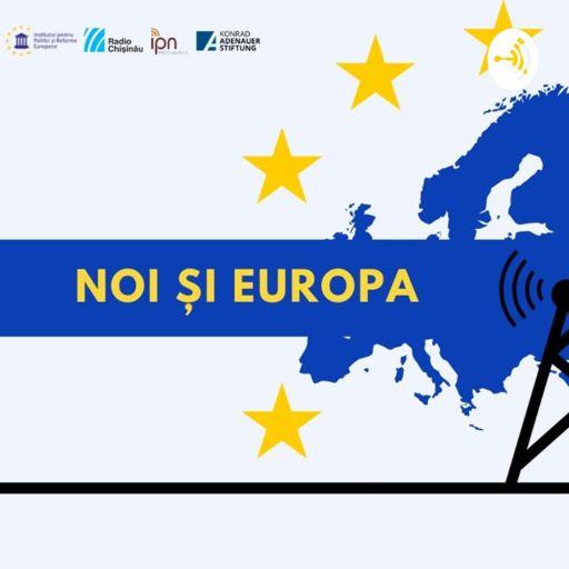Cover art for podcast Noi și Europa