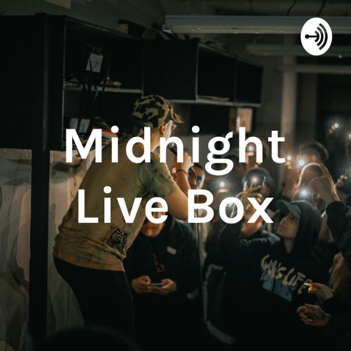 Cover art for podcast Midnight Live Podcast