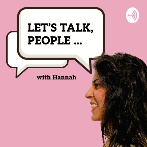 Cover art for podcast Let's talk, people