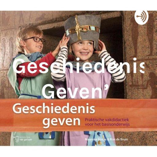 Cover art for podcast 'Geschiedenis Geven'