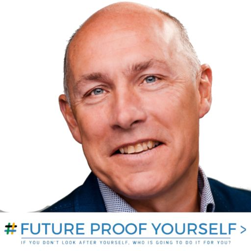 Cover art for podcast Future Proof Yourself