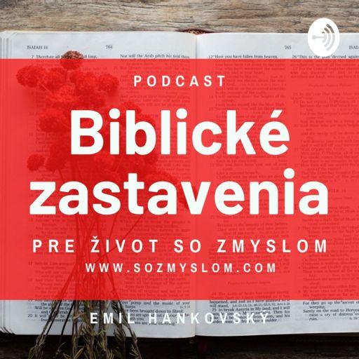 Cover art for podcast Biblické zastavenia
