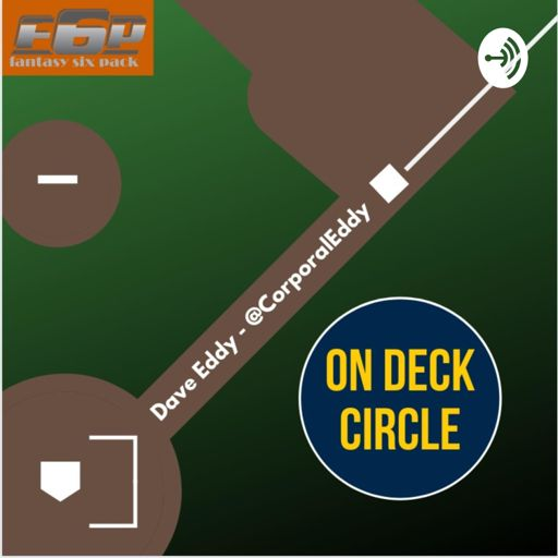 Cover art for podcast On Deck Circle
