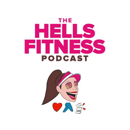 Cover art for podcast Hells Fitness