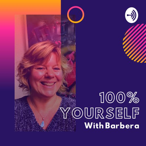 Cover art for podcast 100% Yourself With Barbera