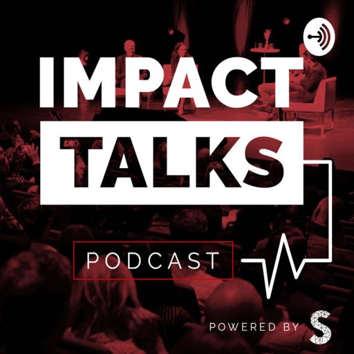 Cover art for podcast Impact Talks