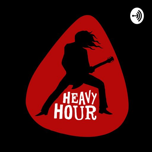 Cover art for podcast Heavy Hour