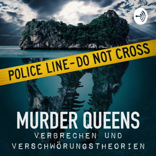 Cover art for podcast MURDER QUEENS