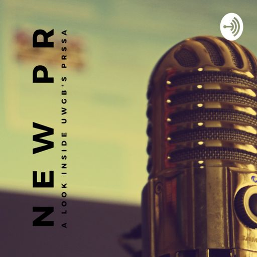 Cover art for podcast NEW PR