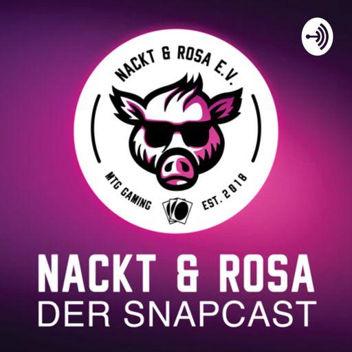 Cover art for podcast Nackt und Rosa - Der Snapcast