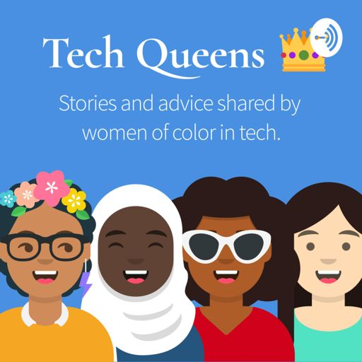 Cover art for podcast Tech Queens