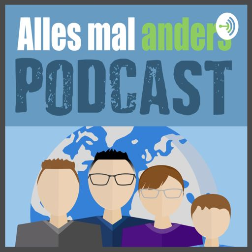 Cover art for podcast Alles mal anders